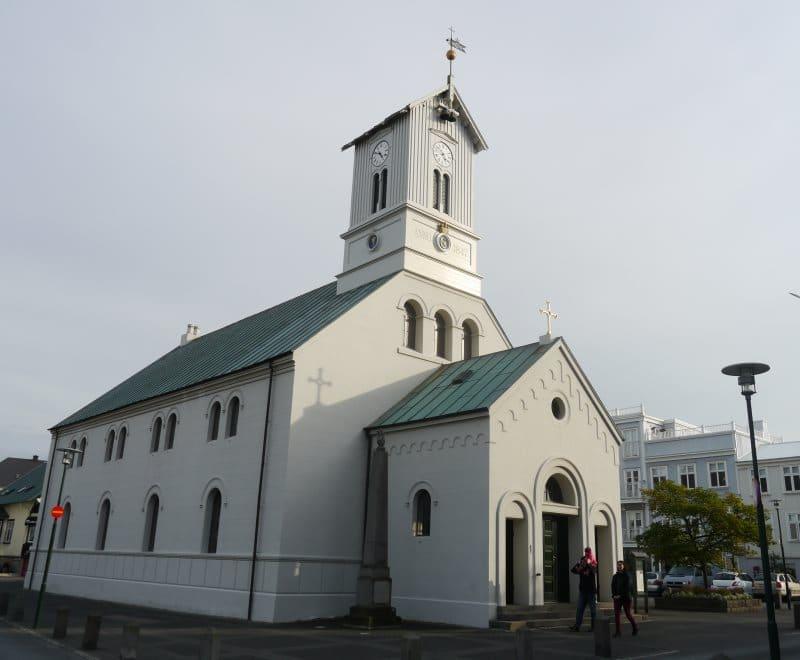 Cathédrale protestante de Reykjavik