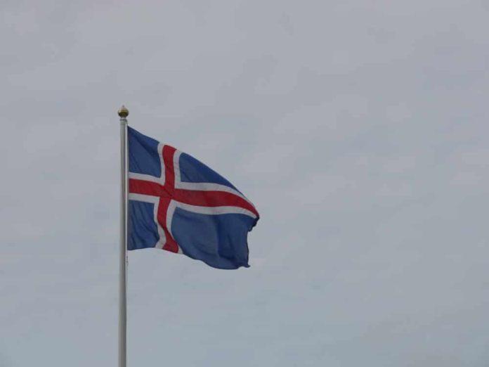 Drapeau islandais