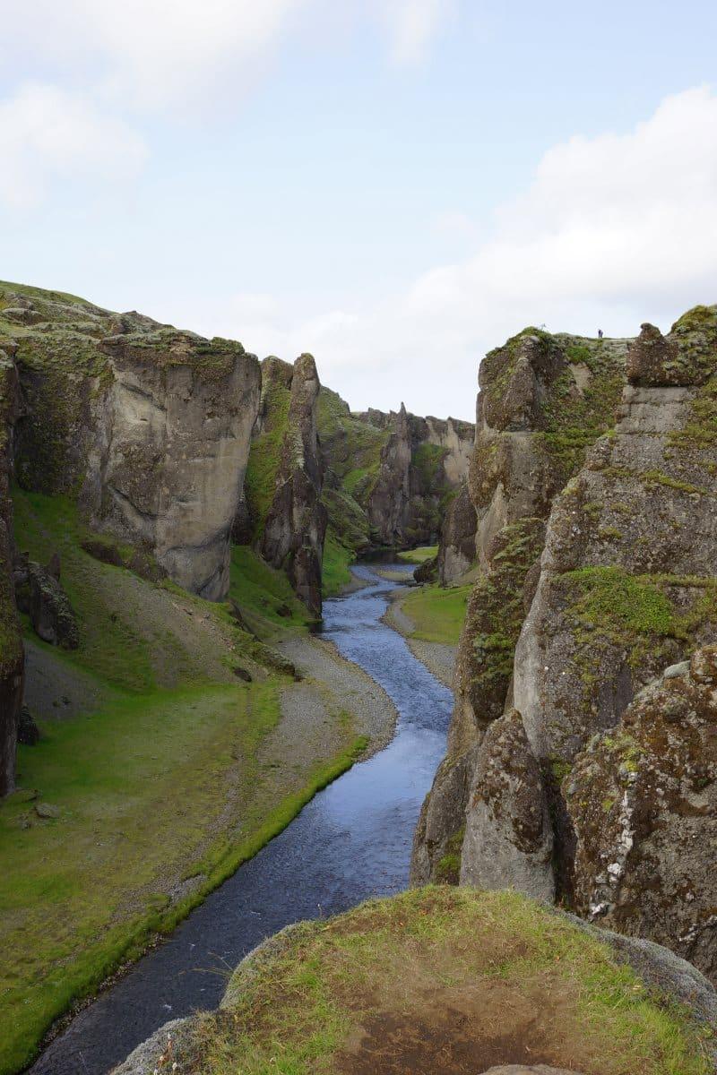 Gorges Fjaðrárgljúfur