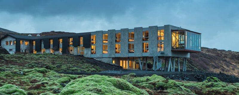Hôtel islandais