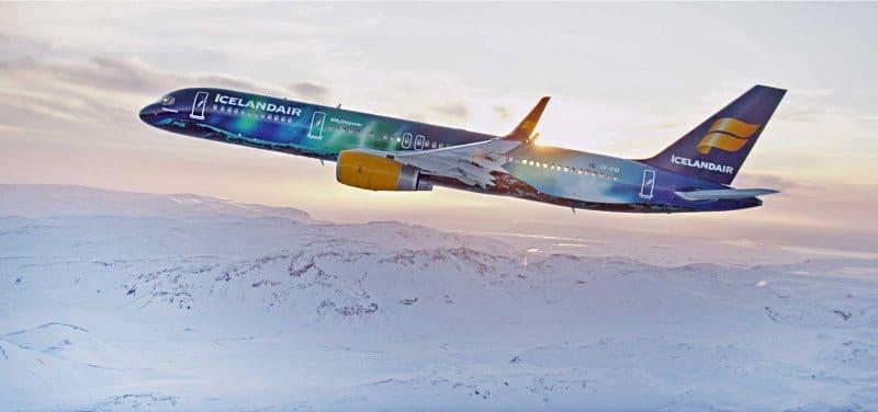 Icelandair la compagnie islandaise
