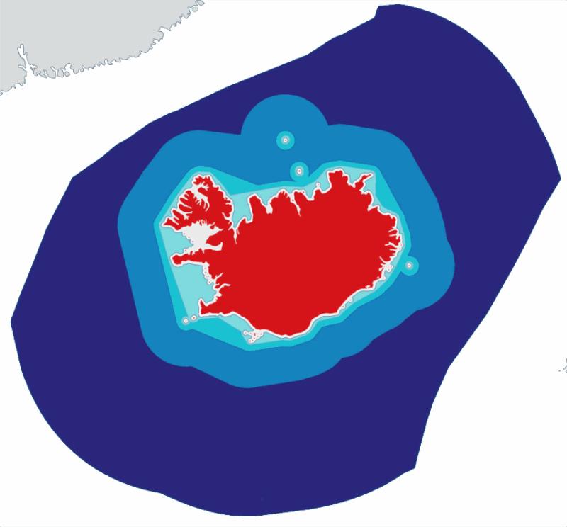Islande ZEE
