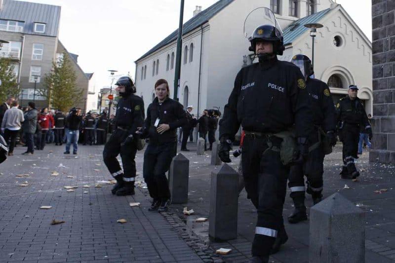 Police islandaise