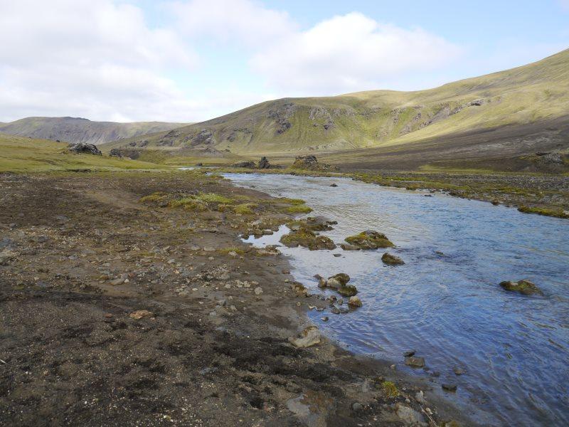 Région Landmannalaugar