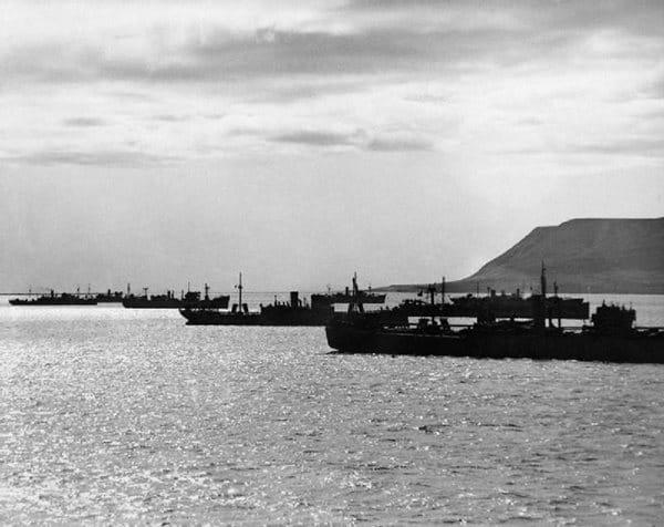 Seconde guerre mondiale en Islande