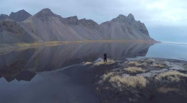 L'Islande vue en drone et par time-lapse