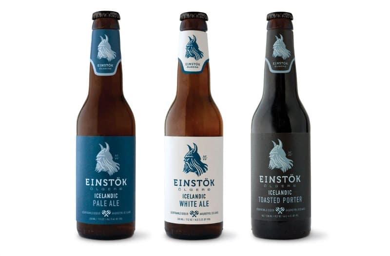 Bieres islandaises Einstok