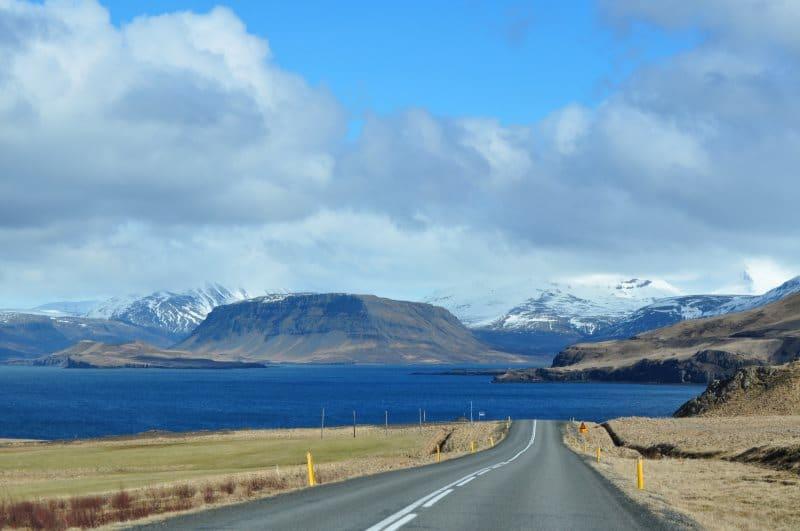 Islande Hvalfjordur