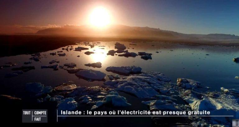 Tout Compte Fait sur l'Islande et les énergies vertes