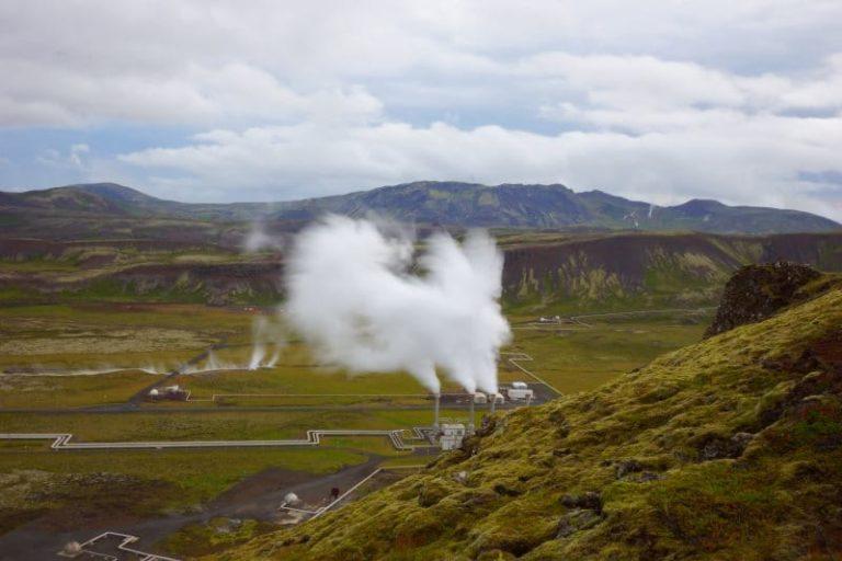 Production et exportation de l'énergie magmatique: bientôt une réalité en Islande
