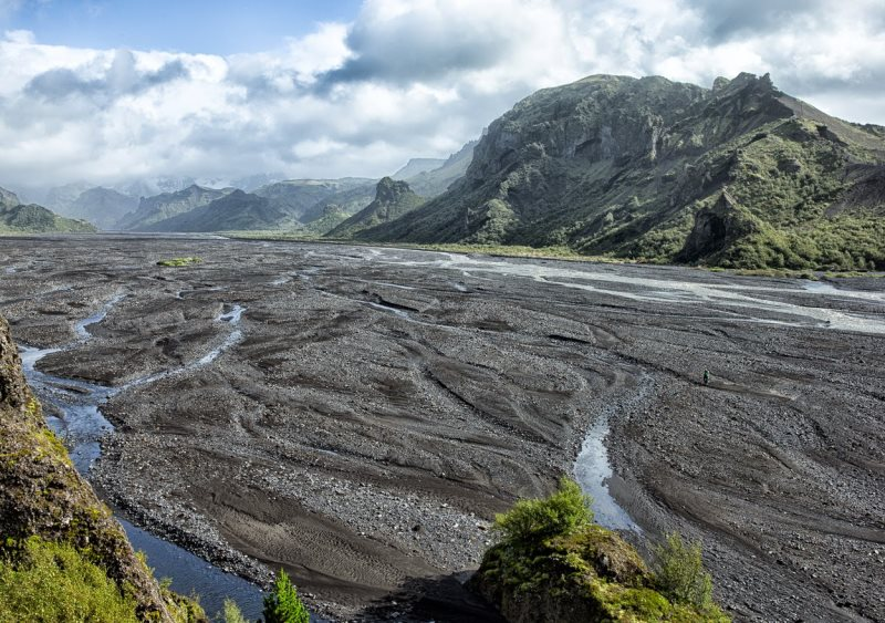 Islande Paysages Magnifiques Volcans