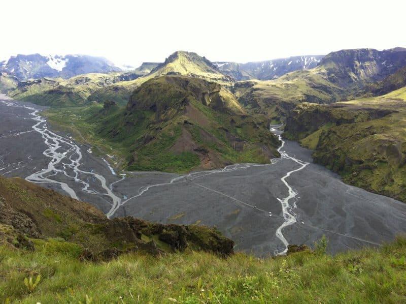 Montagne de Valahnúkur