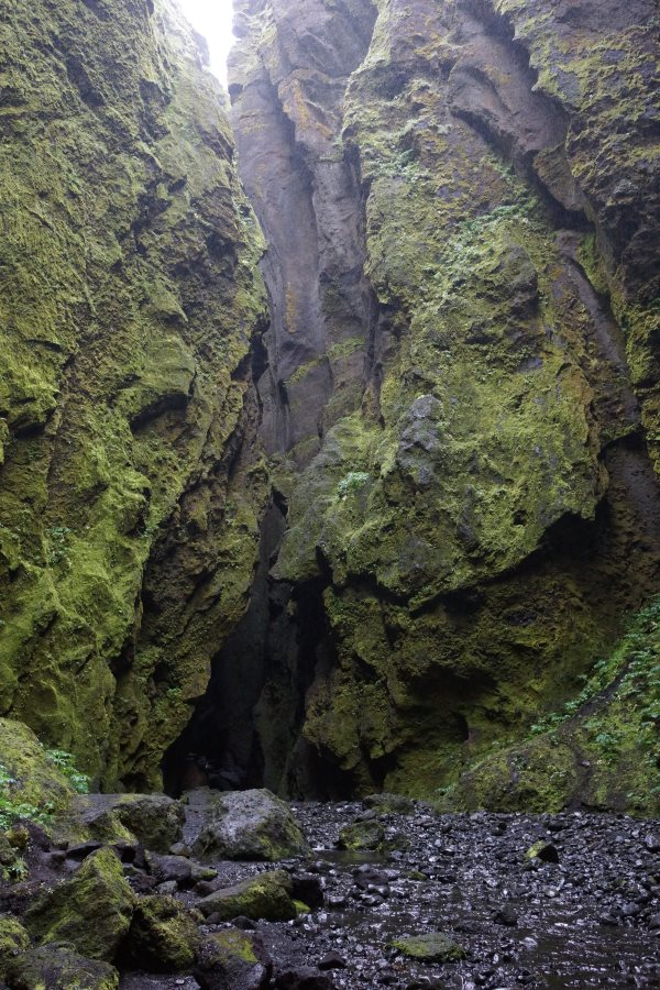 Porsmork gorges Stakkholtsgjá