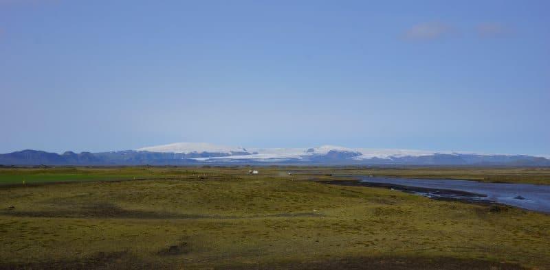 Région Myrdalssandur