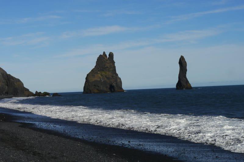 Reynisdrangar en Islande