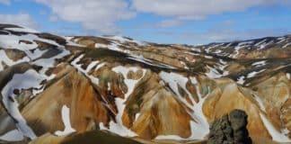 Randonnée du Landmannalaugar
