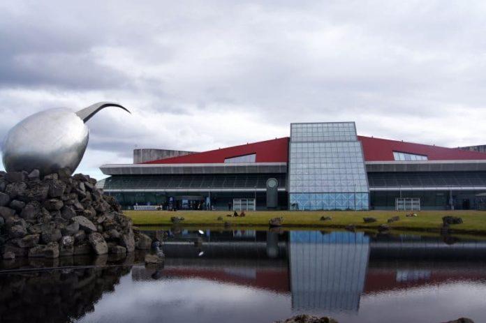 Aéroport de Keflavik