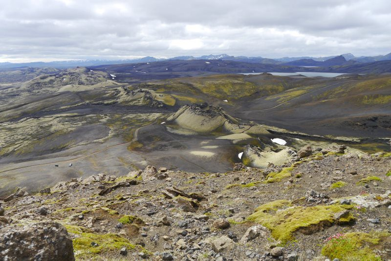Cratères du Laki