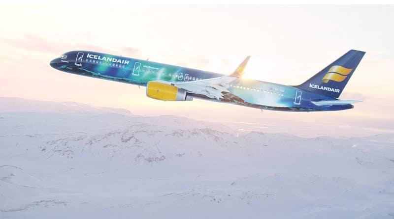 Icelandair Aurora