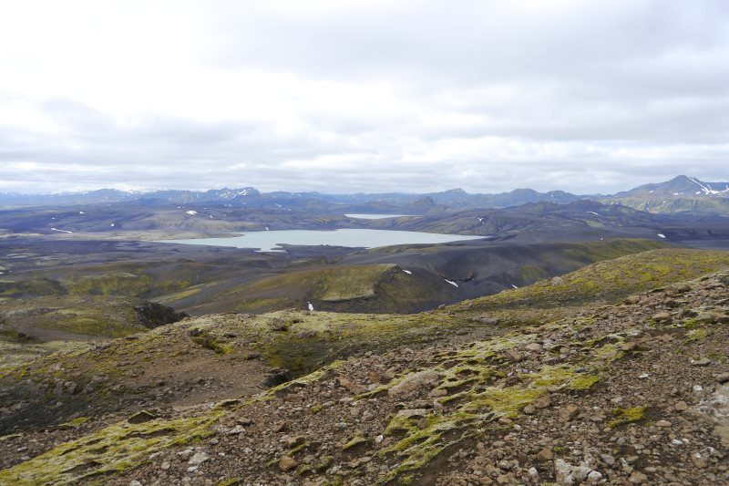 Laki et lac de Lambavatn