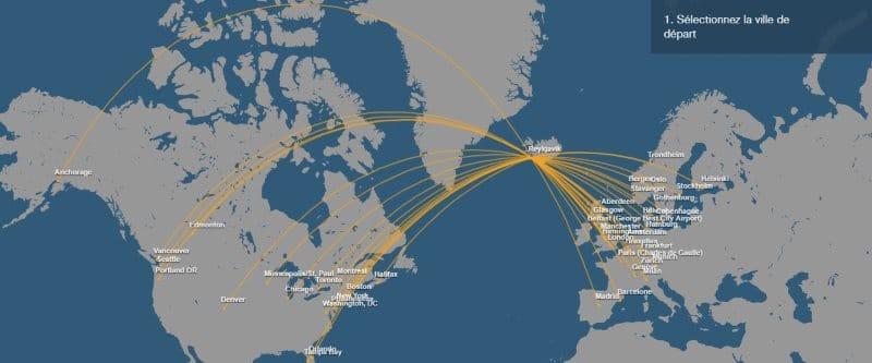Réseaux Icelandair