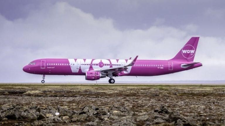 En difficulté, Wow Air se fait racheter par Icelandair !
