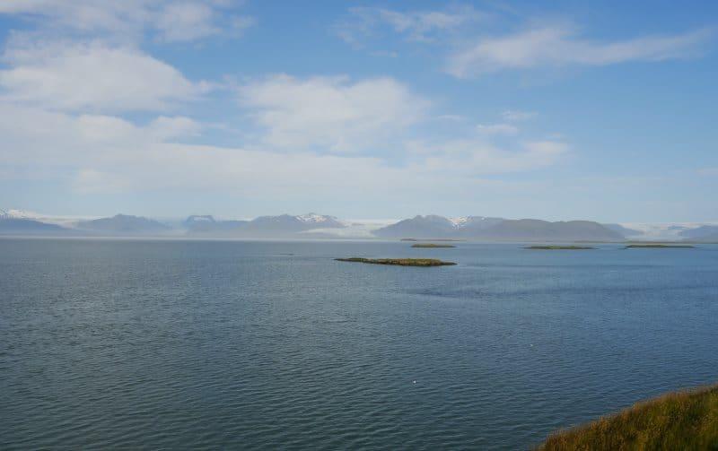 Lagune près de Höfn