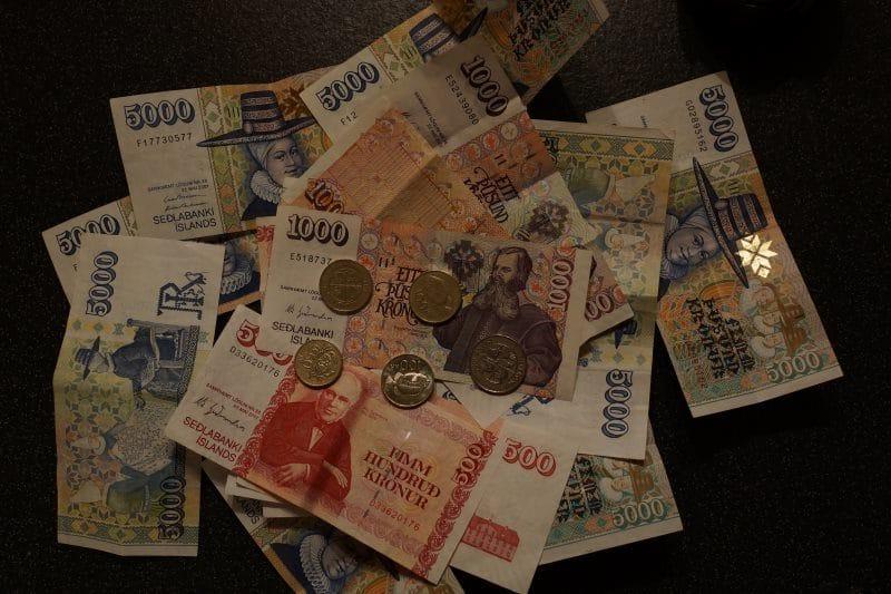 Monnaie islandais
