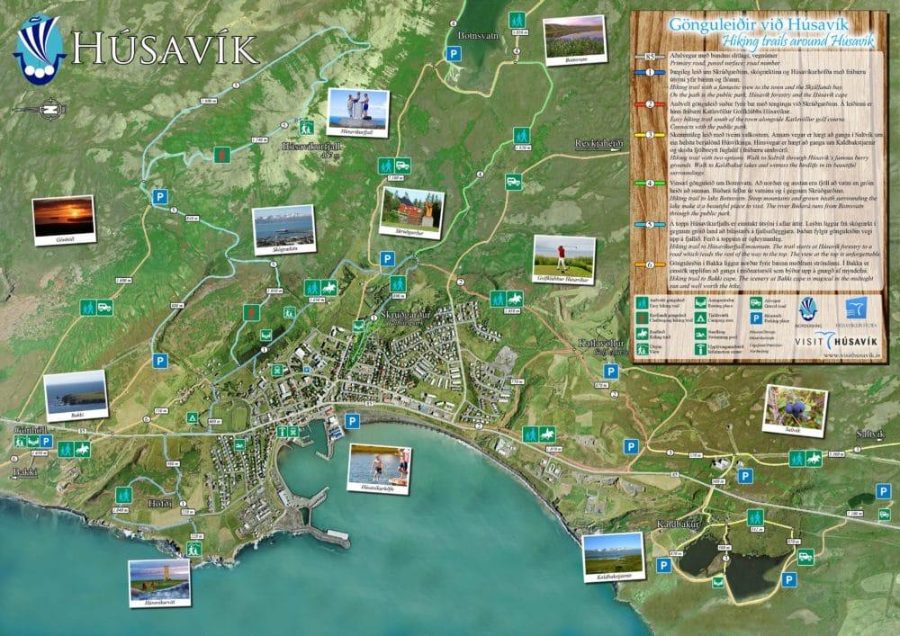 Plan d'Husavik