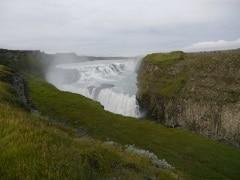 Cascade de Gullfoss Islande