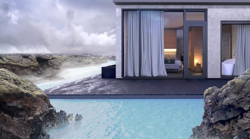hôtel du blue lagoon