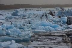 Le lac glaciaire de Jökulsárlón