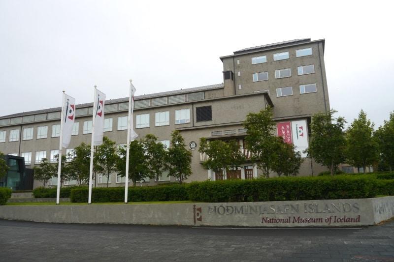 Musée National d'Islande