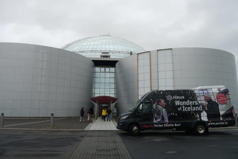Perlan à Reykjavik