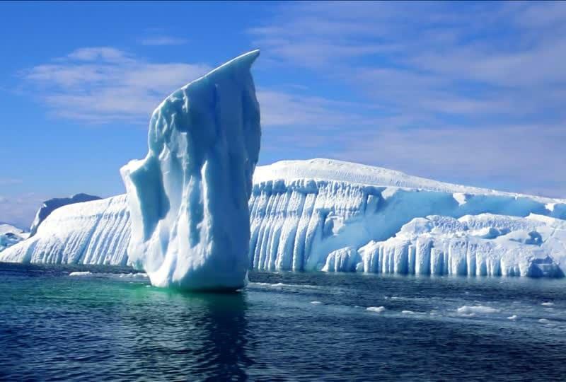 Baie de Disko ouest du Groenland