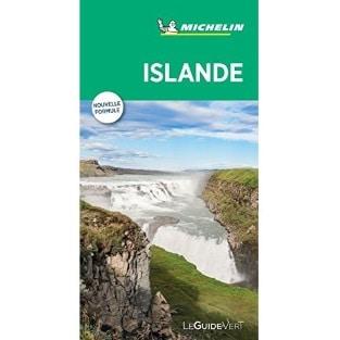 Guide Vert Michelin Islande