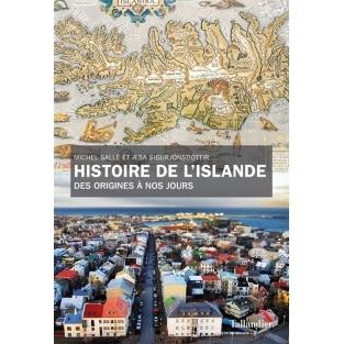 Livre Histoire de l'Islande des origines à nos jours