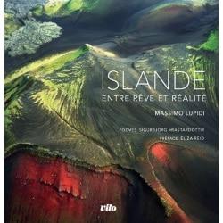 Beau Livre Islande Entre rêve et réalité