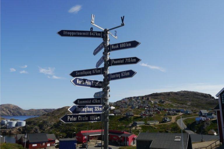 Carnet de voyage : une semaine entre l'Islande et le Groenland