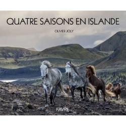 Beau livre Islande Quarte Saisons en Islande
