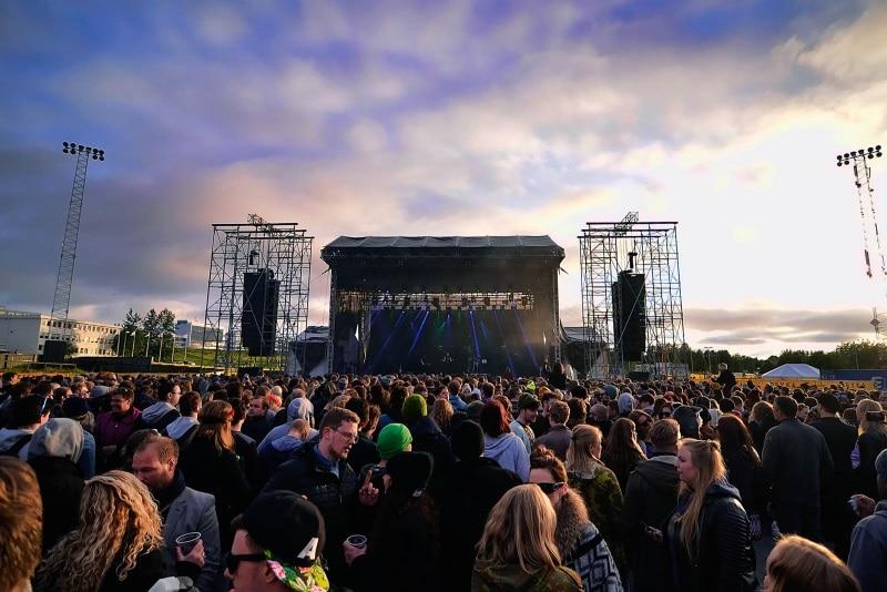 Secret Solstice Festival Reykjavik