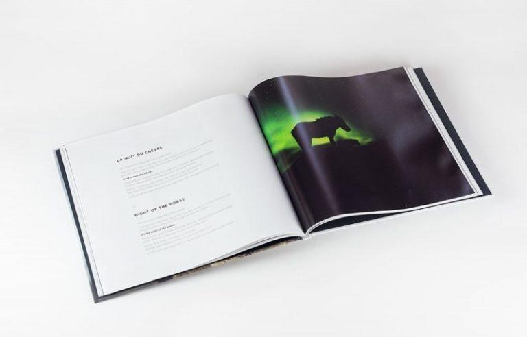 Présentation du livre Hestur, Cheval en Terre d'Islande et petite interview