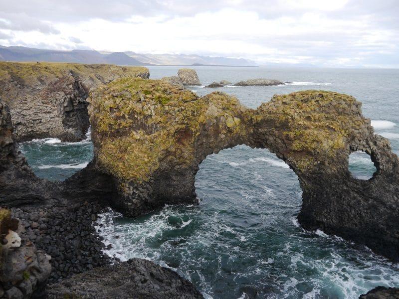 Arche d'Arnarstapi
