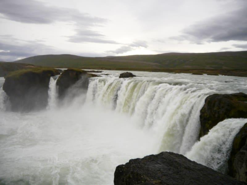 Cascade de Goðafoss