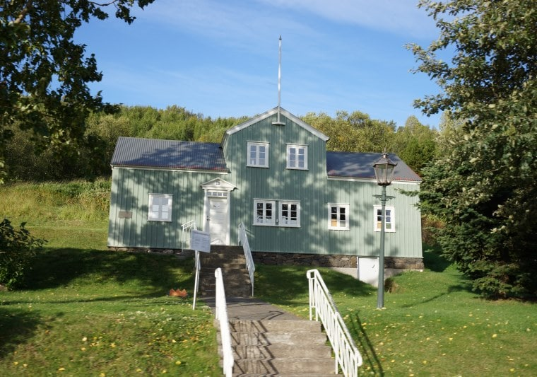 Vielle maison d'Akureyri