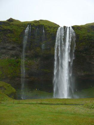 Chute d'eau Seljalandsfoss