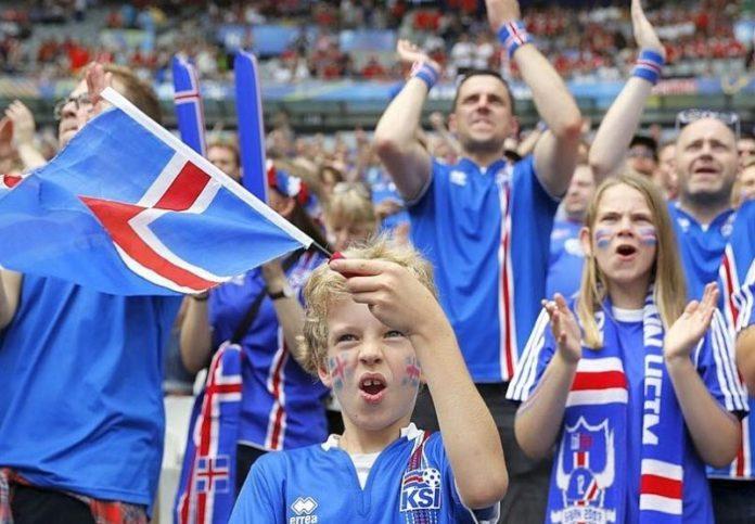 Sport en Islande et foot