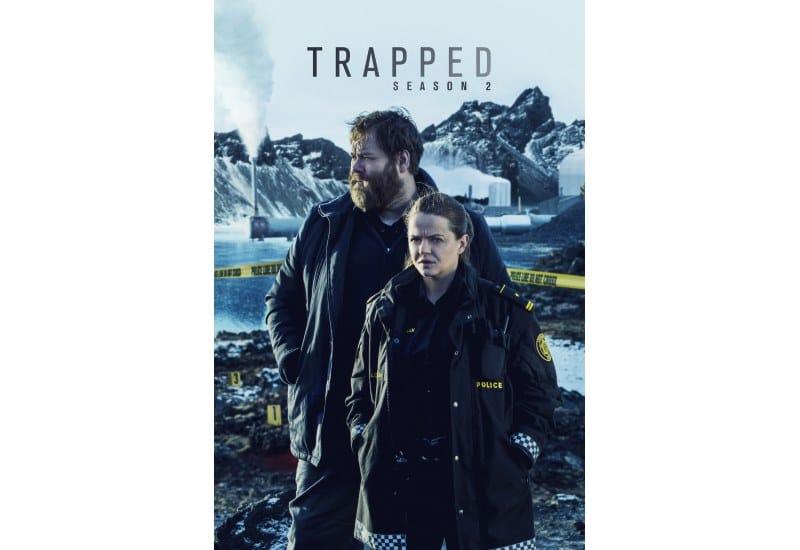 série Trapped saison 2