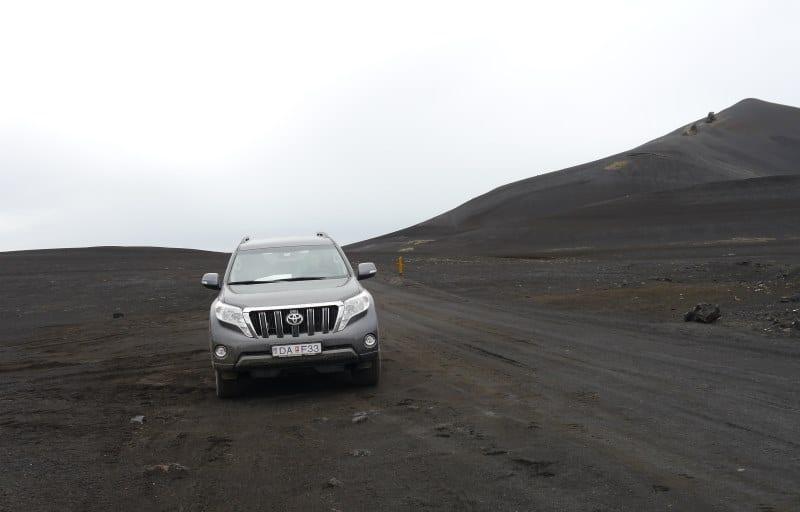 Location de voiture 4x4 en Islande