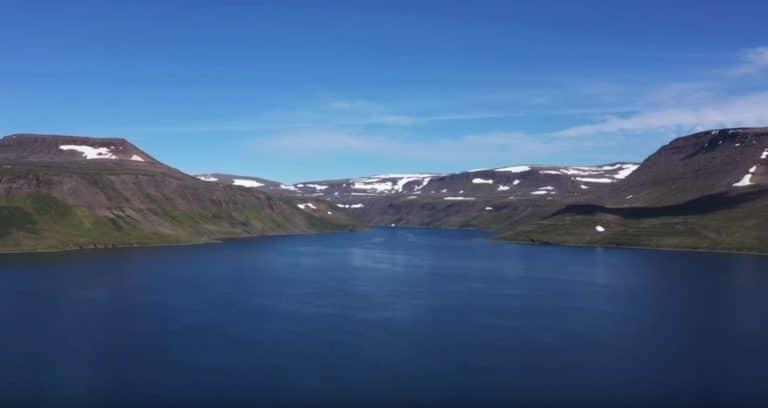 90 km de trek dans le Hornstrandir en solitaire